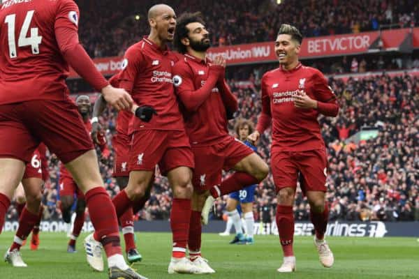 Premier League com vitória do Liverpool (foto: internet)