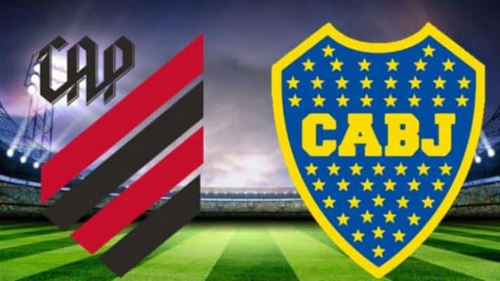 Boca Juniors x Athletico: futebol ao vivo